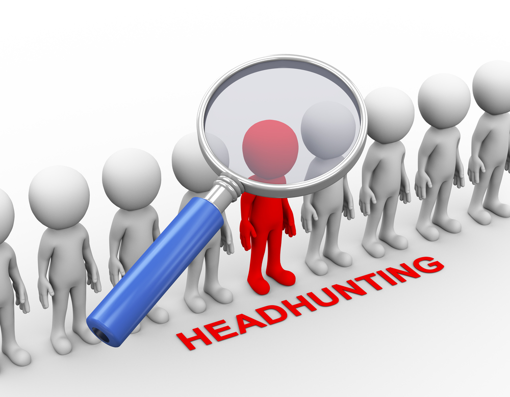 Image result for headhunting